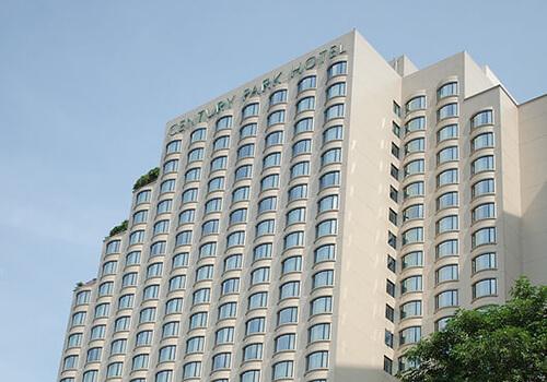 Hotell i Thailand